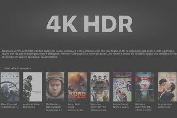 On iTunes, get the first movie in 4K HDR, ready for the new Apple TV