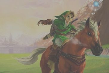 The Legend of Zelda – The art of a legend: the book, exhibition and tournament at Romics XXII