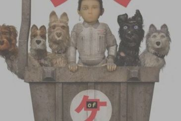 Isle of Dogs: the trailer for the new animated film by Wes Anderson with the voices of Bryan Cranston and Scarlett Johansson