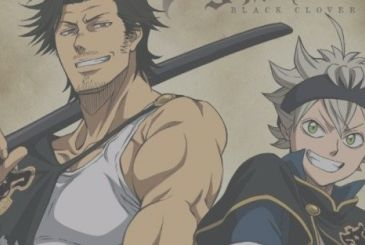 Black Clover: the images of the first episode of the animated series
