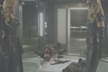 Arrow: Black Canary against Black Siren in the images of the season 6 premiere!