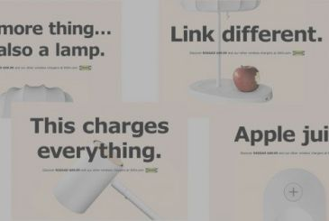 Get the Apple and IKEA promotes its foundations of wireless charging