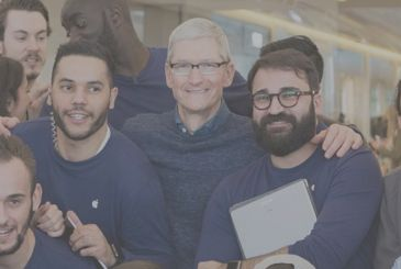 Tim Cook declares himself excited about the launch of new products