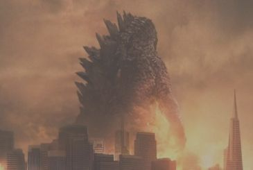 Godzilla: King of the Monsters – A first look at Godzilla in the new image from the set