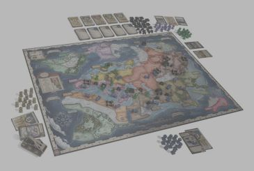 History of the World: arrival in a new edition from Z-Man Games