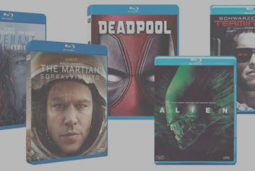 Offers Amazon's: 10 DVD and Blu-ray Fox 45 euro