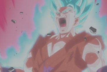 Dragon Ball Super: the first image of the new Kaioken Goku