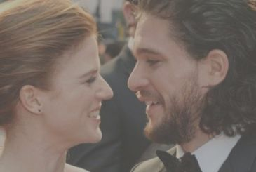 Of thrones: Jon Snow and Ygritte are married in real life!