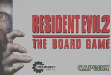 Resident Evil 2: The Board Game – open the campaign on Kickstarter