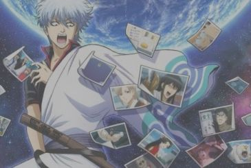 Gintama, the tv spot for the animated series Porori-Hen coming to Crunchyroll