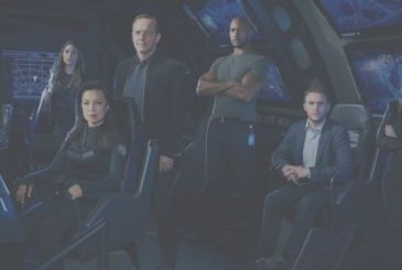 Agents of SHIELD 5: first poster with a clue