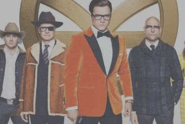 Kingsman: The Golden Circle – From the film have been removed references to Donald Trump