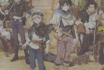 Black Clover, that's when the anime will be available on Crunchyroll for the Italian fans