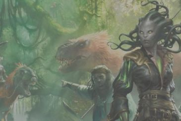 Magic: The Gathering, we introduce to You the new expansion Ixalan