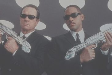 Men in Black: the Sony sort the spin-off