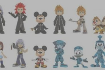 Kingdom Hearts: in the arrival many of the new Funko Pop!, including Sora