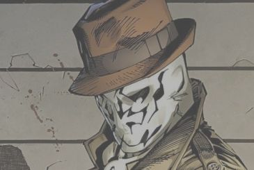 Tom King and Jason Fabok are working on a series about Rorschach?