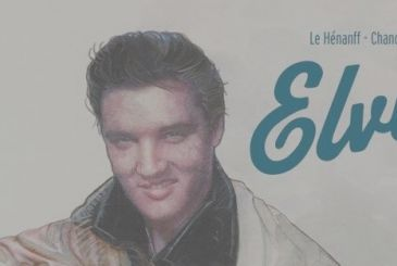 PREVIEW – NPE: Elvis, the story of the King of rock'n'roll comics