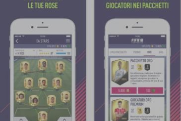 EA releases the companion app of FIFA 18