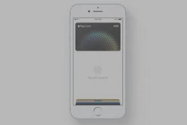 Employees Appe are testing Apple Pay in Cash