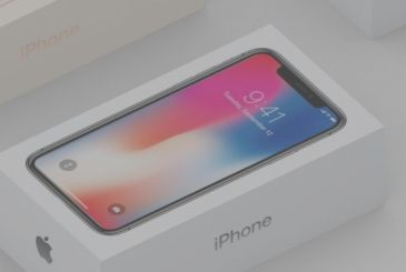 IPhone X: here's the sales package!