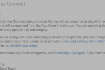 Apple removes certain categories from the App Store