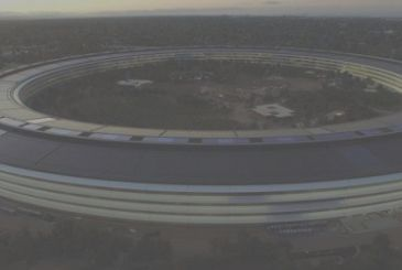 How much did it cost the Apple Park