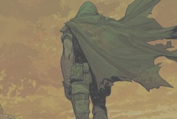 Oblivion Song is the new series by Robert Kirkman (The Walking Dead) and Lorenzo De Felici