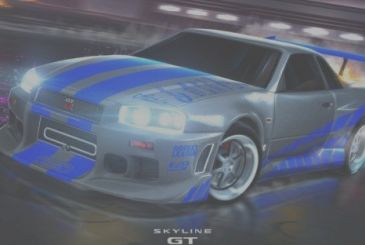 Rocket League: 2 new cars-themed Fast and Furious