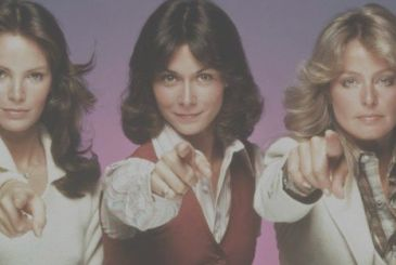 Charlie's Angels: early in the comic series