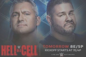 WWE Hell in a Cell match-final Pay-Per-View