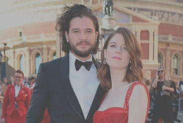 Game of Thrones: stop the filming for the wedding of Jon Snow and Ygritte!