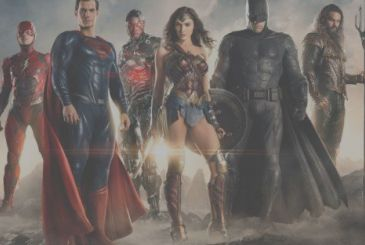 Justice League: the new trailer in the original language and in Italian! – NYCC 2017