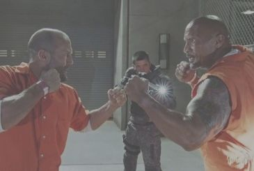 Fast & Furious: the teaser trailer of the spin-off with Dwayne Johnson and Jason Statham!
