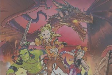 Dragonero Adventures: here are the young Dragonero in her first adventures!
