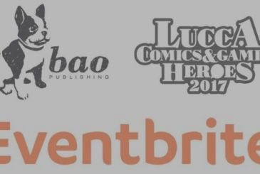 Bao Publishig: rules and procedures for the sketches and dedications to Lucca Comics & Games 2017