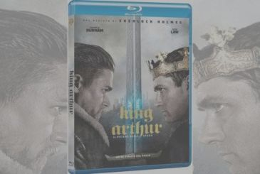 King Arthur – the power of The sword of the Guy Ritchie | Review home video