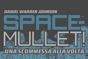 Space Mullet lands in Italy for ReNoir Comics