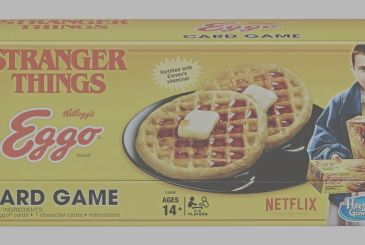 Stranger Things: Hasbro announces a game of cards (in the form of Read)!