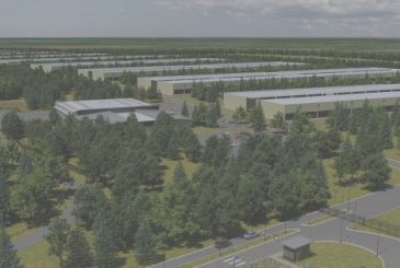The Data center Apple in Ireland, get permission!
