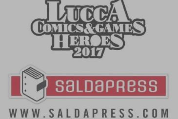 SaldaPress: all guests of the Lucca Comics & Games 2017