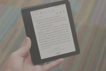 Amazon launched the new Kindle Oasis