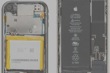How has it changed the inside of the iPhone in 10 years