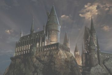 Harry Potter: Lucca will be recreated Hogwarts Castle