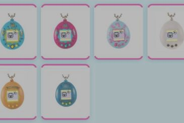 Here are the new Tamagotchi that will soon be available on the market!