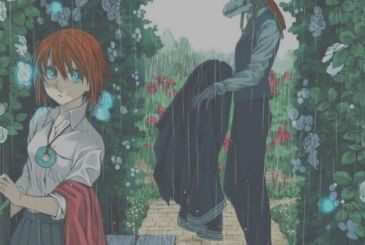The Ancient Magus' Bride, the special chapters of the manga of Kore Yamazaki