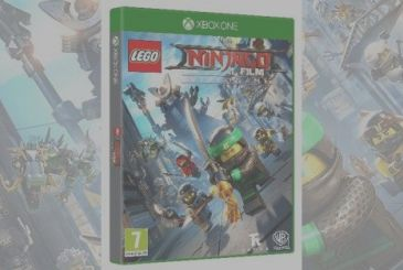 LEGO Ninjago The Movie: the Videogame | Review Xbox One