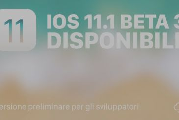 Apple releases iOS 11.1 beta 3 for developers