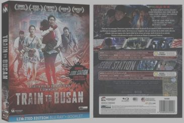 Train to Busan: available on the Limited Edition Blu-ray that includes the anime prequel to the film