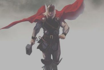 The 10 best looks of Thor!